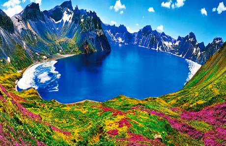[금,일출발] 보고또보봐도 아름다운 ★백두산(서북남파)★ 6일-OZ